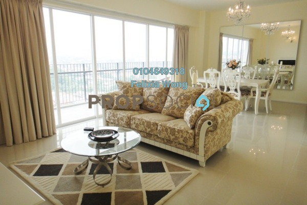 For Rent Condominium at One Jelatek, Setiawangsa Freehold Fully Furnished 3R/2B 3.3k