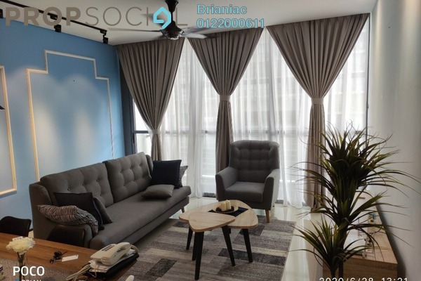 Condominium For Rent in The Fennel, Sentul Freehold Fully Furnished 3R/3B 2.8k