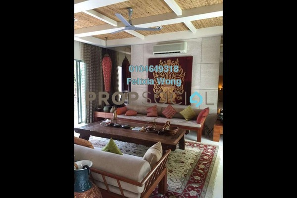 For Rent Bungalow at Setiahills, Ampang Freehold Semi Furnished 5R/5B 16k