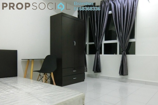 For Rent Condominium at M3 Residency, Gombak Freehold Fully Furnished 0R/1B 700translationmissing:en.pricing.unit
