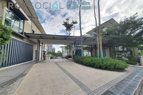 For Sale Bungalow at Mont Kiara Aman, Mont Kiara Freehold Fully Furnished 8R/8B 4.55m