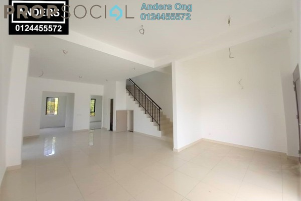 Terrace For Sale in Eco Meadows, Bukit Tambun Freehold unfurnished 4R/3B 980k