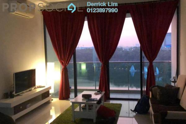 For Rent Condominium at LaCosta, Bandar Sunway Freehold Fully Furnished 2R/2B 3.5k