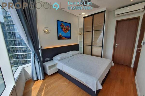 For Rent Condominium at Sky Suites @ KLCC, KLCC Freehold Fully Furnished 3R/2B 3k