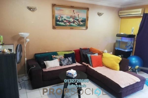 For Sale Terrace at SD8, Bandar Sri Damansara Freehold Semi Furnished 4R/3B 839k