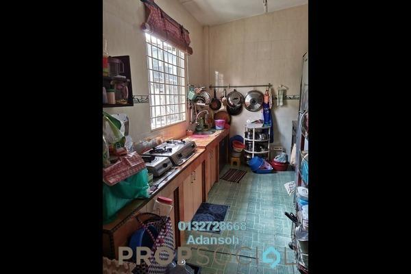 For Sale Terrace at Kepong Baru, Kepong Freehold Semi Furnished 4R/2B 890k