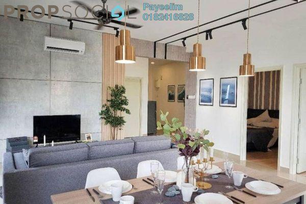 Condominium For Sale in Duta Ria, Dutamas Freehold Unfurnished 2R/2B 430k