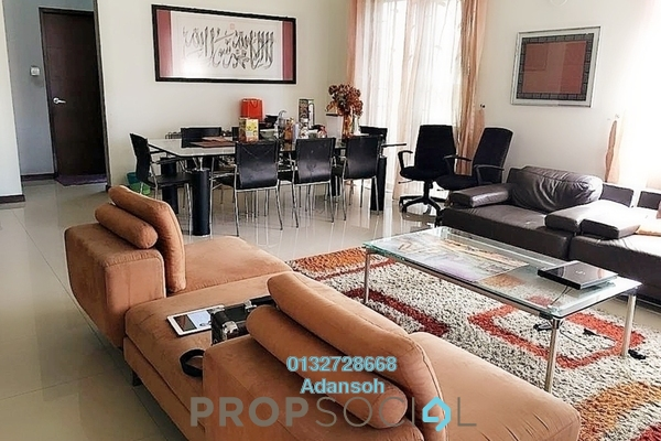 For Sale Terrace at Sunway SPK Damansara, Kepong Freehold Semi Furnished 5R/5B 1.85m