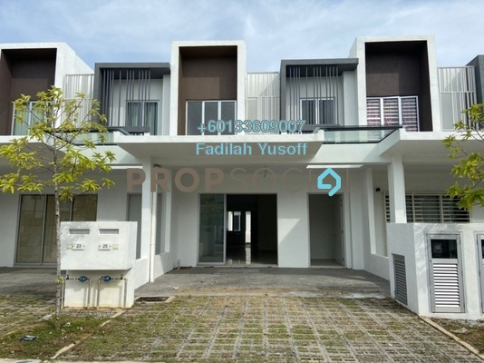 For Rent Terrace at CasaView @ Cybersouth, Dengkil Freehold Unfurnished 4R/3B 1.4k