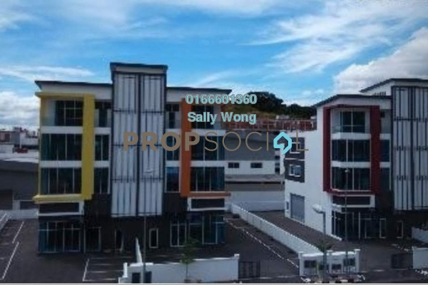 For Sale Factory at Taman Perindustrian KIP, Kepong Freehold Unfurnished 0R/0B 8.8m