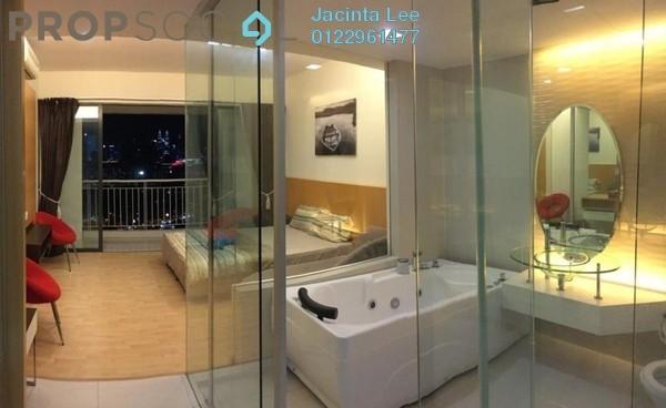 Duplex For Sale in Pertama Residency, Cheras Freehold Semi Furnished 1R/2B 364k