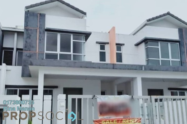 Terrace For Sale in Cherry, Hillpark Freehold Semi Furnished 5R/4B 589k