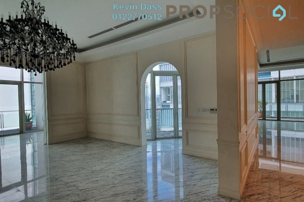Serviced Residence For Rent in Marc Service Residence, KLCC Freehold Semi Furnished 4R/4B 27.8k