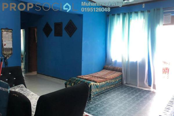 For Sale Apartment at Desa Tasik Apartment, Sungai Besi Freehold Semi Furnished 3R/2B 280k
