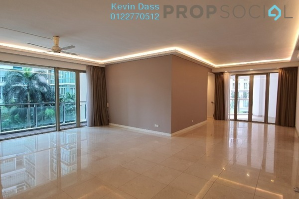 Serviced Residence For Rent in Marc Service Residence, KLCC Freehold Semi Furnished 4R/5B 15k