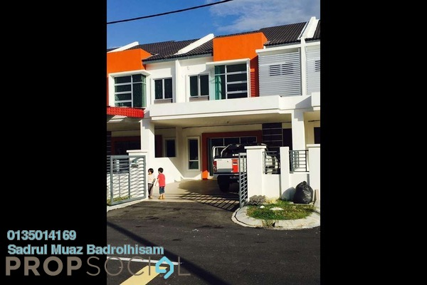 Terrace For Sale in Bandar Universiti Seri Iskandar, Bandar Universiti Seri Iskandar Freehold Semi Furnished 4R/3B 290k