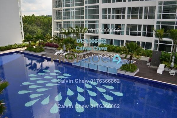 Serviced Residence For Sale in Paradiso Nuova, Iskandar Puteri (Nusajaya) Freehold Unfurnished 3R/3B 422k