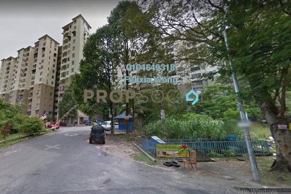 For Sale Apartment at Bandar Tasik Selatan Flat, Bandar Tasik Selatan Freehold Semi Furnished 3R/2B 190k