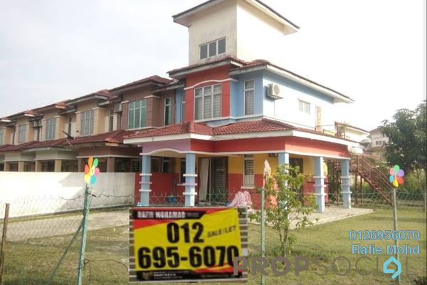 For Sale Terrace at La Cottage, Puchong Freehold Unfurnished 3R/2B 600k