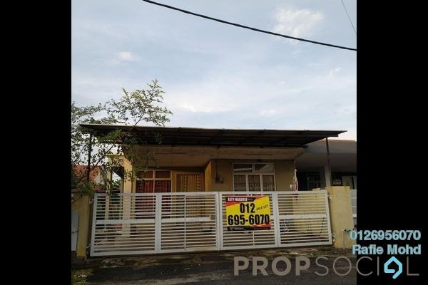 For Sale Semi-Detached at SP 9, Bandar Saujana Putra Freehold Unfurnished 3R/2B 550k