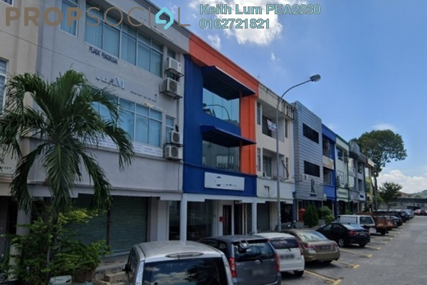For Rent Shop at BP1, Bandar Bukit Puchong Freehold Semi Furnished 2R/2B 1.7k