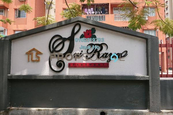 For Sale Apartment at Sri Raya Apartment, Kajang Freehold Unfurnished 3R/2B 239k