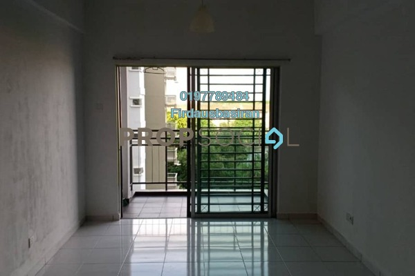 For Sale Apartment at Damai Apartment, Shah Alam Freehold Unfurnished 3R/2B 335k