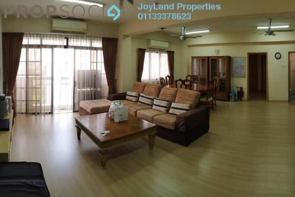 For Rent Apartment at Pelangi Astana, Bandar Utama Freehold Fully Furnished 2R/2B 1.9k