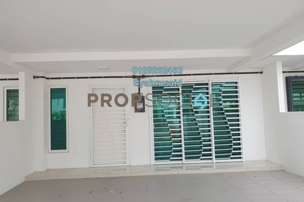 Superlink For Rent in Hijayu 1, Bandar Sri Sendayan Freehold Semi Furnished 4R/4B 1.3k