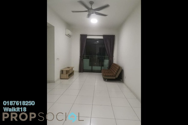 Apartment For Sale in Sky View, Bukit Indah Freehold Unfurnished 2R/2B 438k