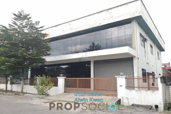 For Rent Factory at Menglembu Industrial Area, Menglembu Freehold Unfurnished 0R/0B 6.8k