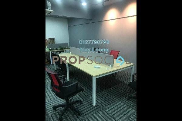 For Rent Office at Plaza Damas 3, Sri Hartamas Freehold Fully Furnished 0R/0B 4.5k