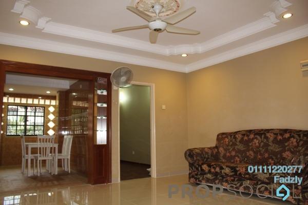 For Rent Apartment at Sri Baiduri, Ampang Freehold Semi Furnished 3R/2B 1.1k