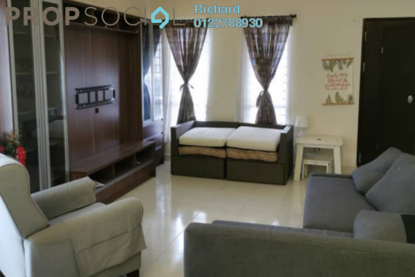 Semi-Detached For Rent in Setia Impian 7, Setia Alam Freehold Fully Furnished 4R/3B 2k