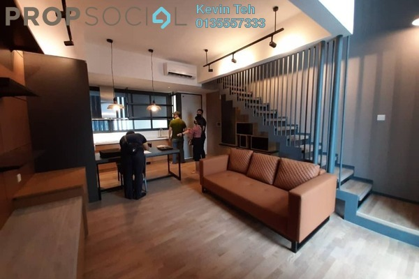 For Rent Condominium at TWY Mont Kiara, Mont Kiara Freehold Fully Furnished 1R/1B 4k