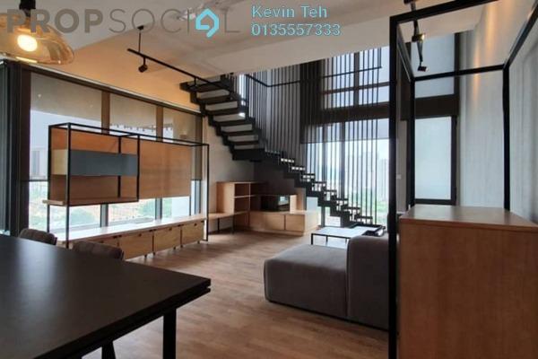 For Rent Condominium at TWY Mont Kiara, Mont Kiara Freehold Fully Furnished 2R/3B 5k