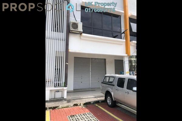 For Rent Shop at BSP Village @ One BSP, Bandar Saujana Putra Freehold Unfurnished 0R/2B 2.5k