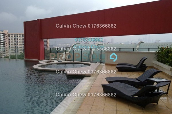 Duplex For Sale in Pertama Residency, Cheras Leasehold Unfurnished 1R/0B 364k