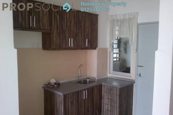Condominium For Sale in Main Place Residence, UEP Subang Jaya Freehold Semi Furnished 2R/1B 375k