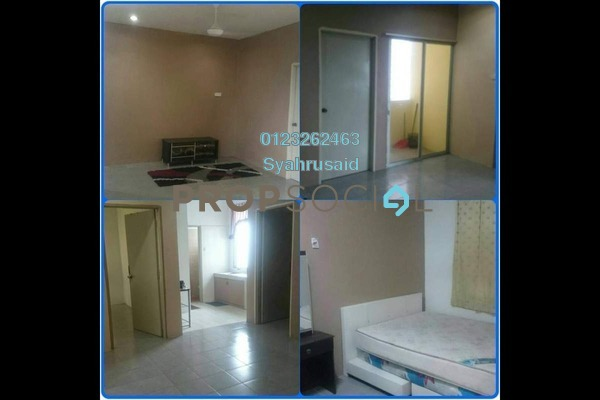 For Rent Apartment at Taman Permai Impian, Seremban Freehold Semi Furnished 3R/2B 650translationmissing:en.pricing.unit
