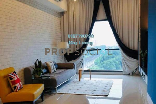 For Rent Serviced Residence at Dianthus Serviced Residences @ Tropicana Gardens, Kota Damansara Freehold Fully Furnished 2R/2B 4.5k