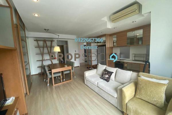 Condominium For Rent in VERVE Suites, Mont Kiara Freehold fully_furnished 2R/2B 2.8k