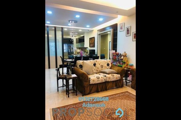 For Sale Terrace at Sunway SPK Damansara, Kepong Freehold Semi Furnished 5R/5B 1.75m
