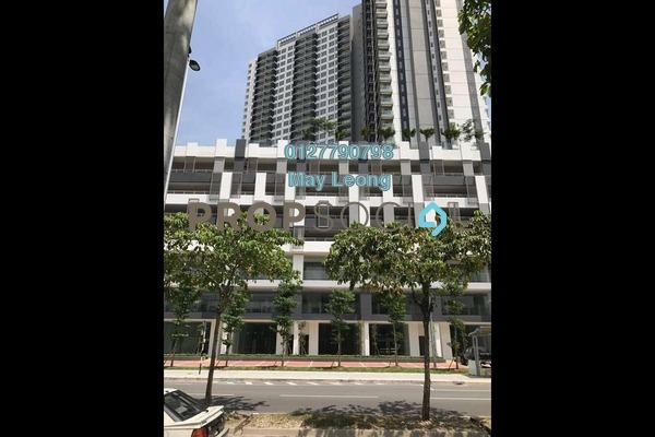 For Rent Shop at Mercury Serviced Apartment @ Sentul Village, Sentul Freehold Unfurnished 0R/0B 8k