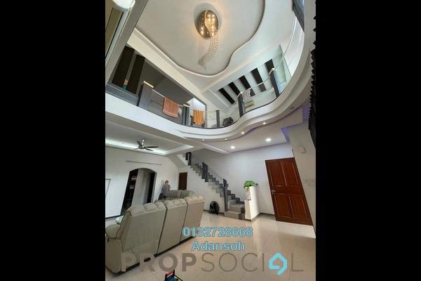 For Sale Terrace at Sunway SPK Damansara, Kepong Freehold Semi Furnished 4R/3B 1.7m