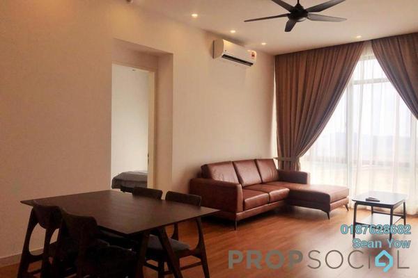 For Rent Serviced Residence at The Park Sky Residence @ Bukit Jalil City, Bukit Jalil Freehold Fully Furnished 2R/2B 2.5k