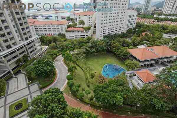 For Rent Condominium at Quayside, Seri Tanjung Pinang Freehold Fully Furnished 2R/2B 4.5k