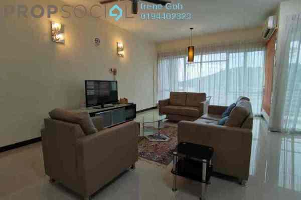 For Rent Condominium at BayStar, Bayan Indah Freehold Fully Furnished 4R/4B 3.5k