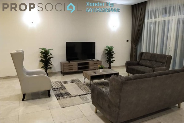 For Rent Condominium at The Pearl, KLCC Freehold Fully Furnished 4R/5B 7.5k