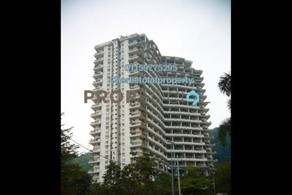 For Rent Duplex at Armanee Terrace I, Damansara Perdana Freehold Semi Furnished 4R/4B 2.7k
